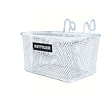 White Basket Accessory