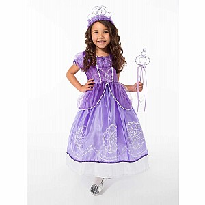 Purple Amulet Princess - Small