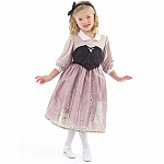 Sleeping Beauty Day Dress with Headband - Small