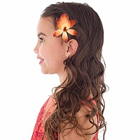 Polynesian Princess With Hair Clip - Large