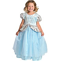 Little Adventures Deluxe Cinderella Dress (Medium)