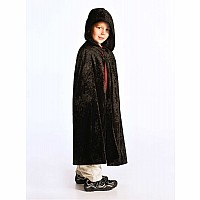 Child Cloak Black - S/M