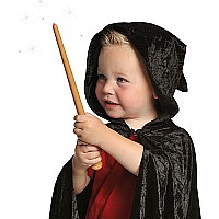 Child Cloak Black S/ M