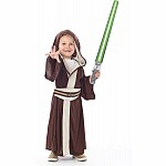 Child Cloak Galactic Warrior - Large