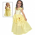 Little Adventures Doll/ Plush Yellow Beauty Dress Up