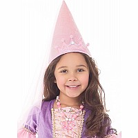 Princess Cone Hat Pink