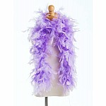 Little Adventures Feather Boa Lilac