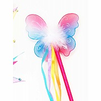 Rainbow Fairy Halo & Wand