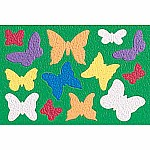 Butterflies - Early Learning Puzzle