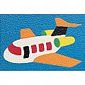 14 pcs Airplane Puzzle