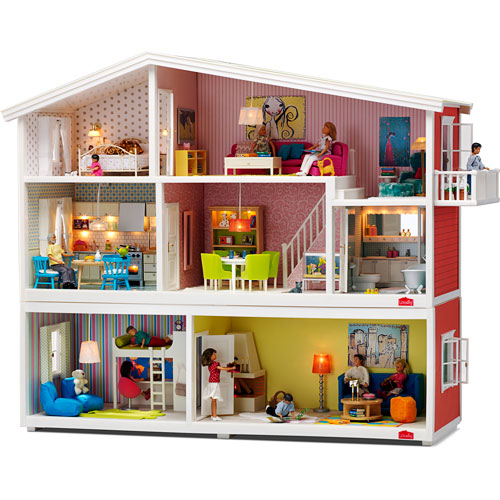 Lundby Smaland Dolls House Mary Arnold Toys