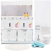 Lundby Smaland Bathroom Set