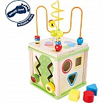Insect Motor Skills Training Cube