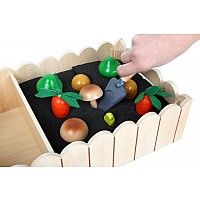 Vegetable Garden Incl. Play Set