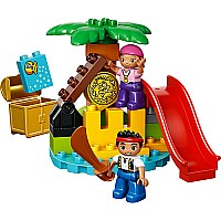 Jake and the Never Land Pirates Treasure