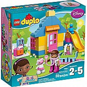 Doc McStuffins Backyard Clinic