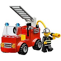 My First Lego Fire Station