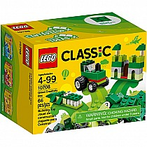 LEGO Classic: Green Creativity Box
