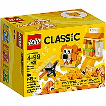 LEGO Classic: Orange Creativity Box