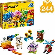 LEGO Classic - Bricks and Gears