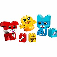 DUPLO My First - My First Puzzle Pets