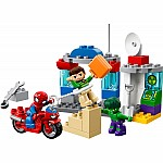 DUPLO Super Heroes - Spider-Man & Hulk Adventures