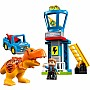 Duplo Jurassic World T-Rex Tower
