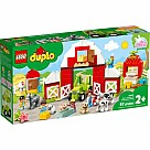 10952 Barn, Tractor, and Farm Animal Care - LEGO DUPLO