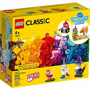 Creative Transparent Bricks