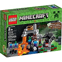 LEGO Minecraft: The Cave