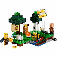 Lego Minecraft The Bee Farm