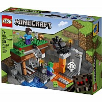 Lego Minecraft The Abandoned Mine