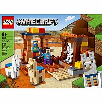 Lego Minecraft The Trading Post