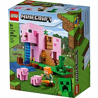 Minecraft - The Pig House