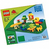 LEGO® DUPLO® Large Green Building Plate