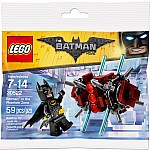 LEGO Batman in the Phantom Zone