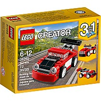LEGO Creator: Red Racer
