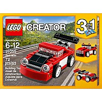 LEGO Red Racer