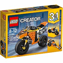 LEGO Creator: Sunset Street Bike
