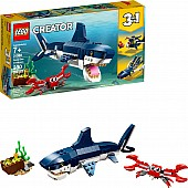 LEGO 31008 Deep Sea Creatures