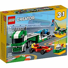Race Car Transporter Creator