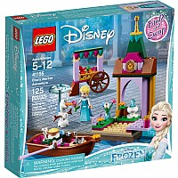 Disney Princess - Elsa's Market Adventure