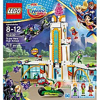 41232 Super Hero High School