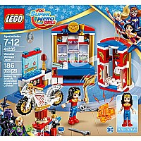 Wonder Woman Dorm