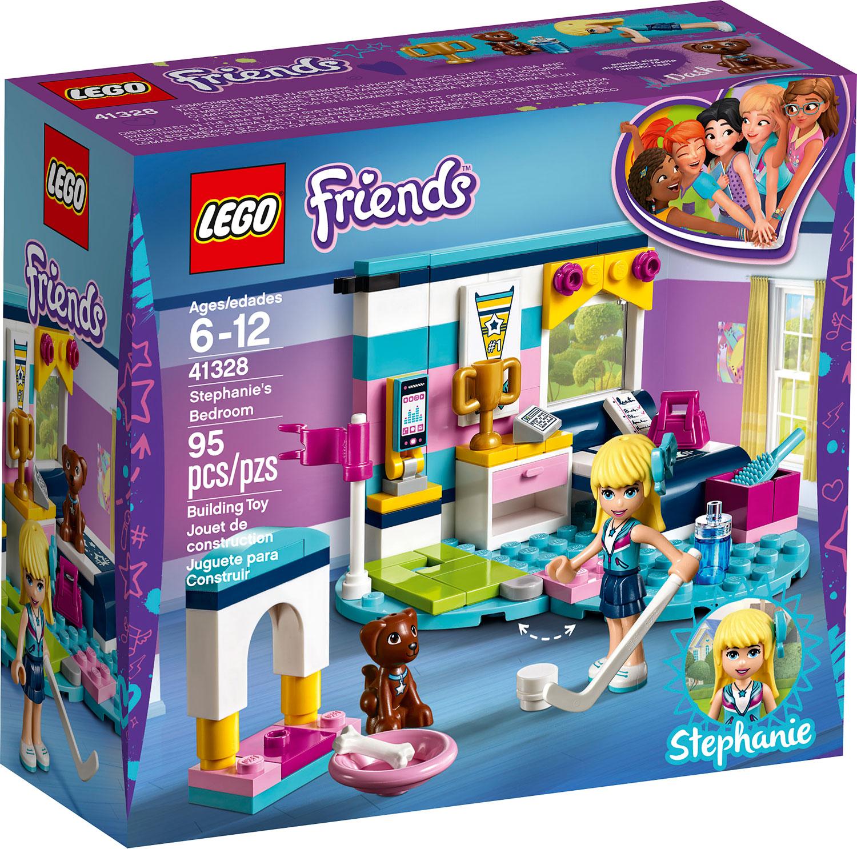 Lego 41328 Lego Bedroom Friends 41328 Friends Stephanie's R5Aj4q3L
