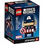 Brickheadz Captain America