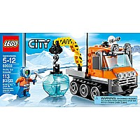 Arctic Ice Crawler