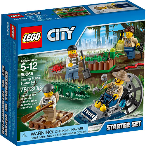 Site This World Starter Demo Swamp Of Set Police Out Toys 35AR4jL