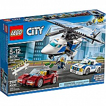 LEGO City: High-speed Chase