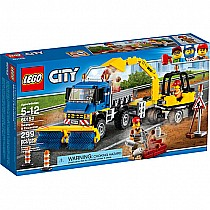 LEGO City: Sweeper  Excavator